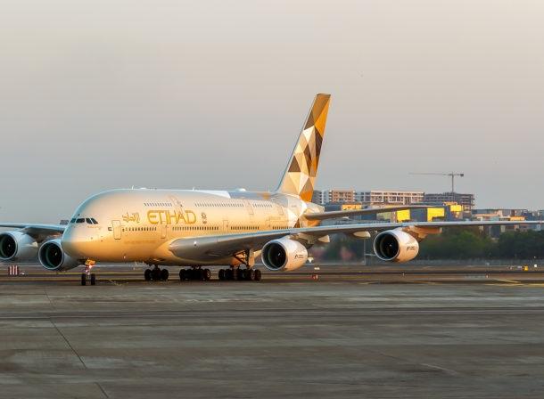 A6-APB, Airbus A380