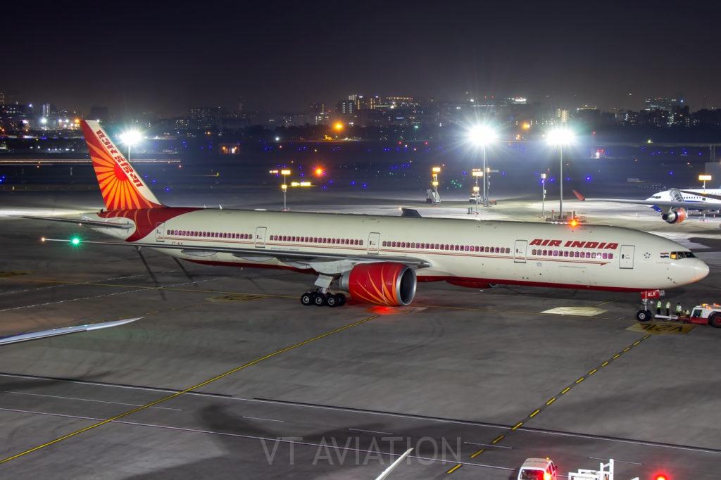 VT-ALK, Boeing 777-300ER