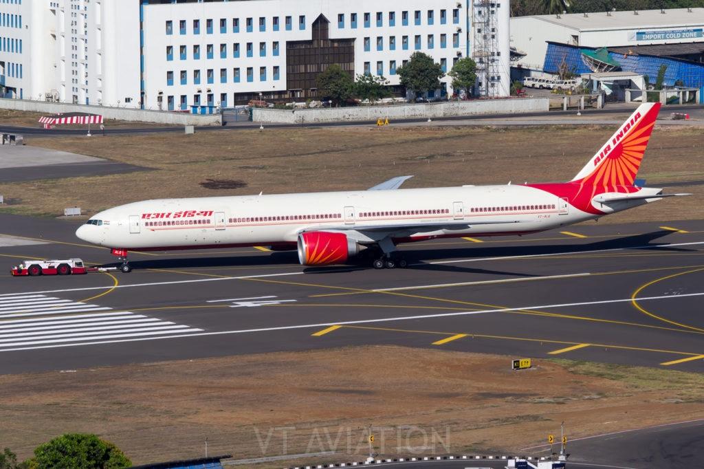VT-ALQ, Boeing 777-300ER