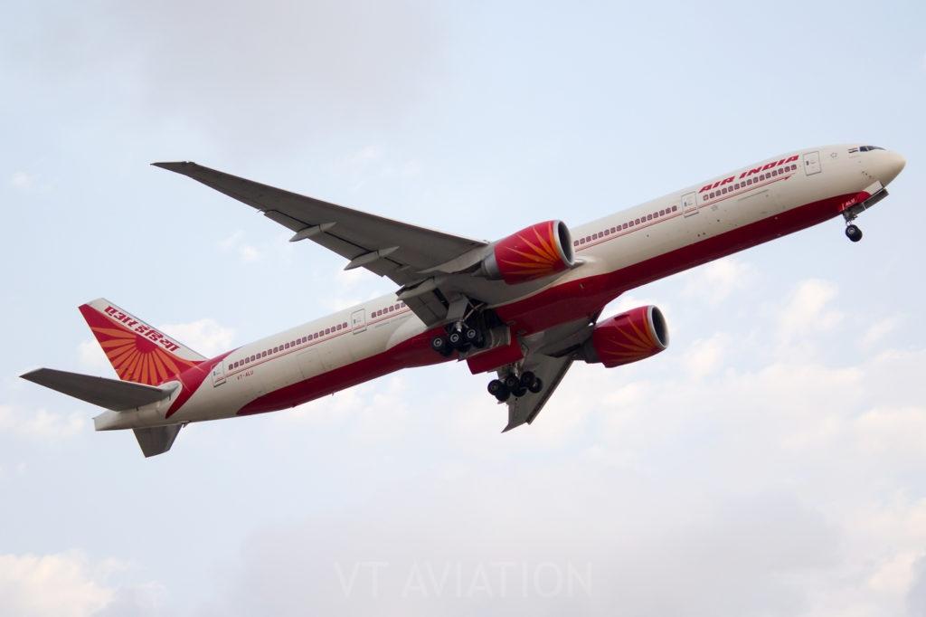 VT-ALU, Boeing 777-300ER