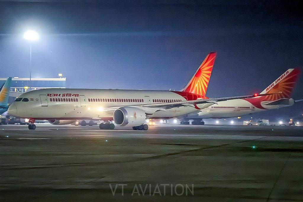 VT-ANL, Boeing 787-8