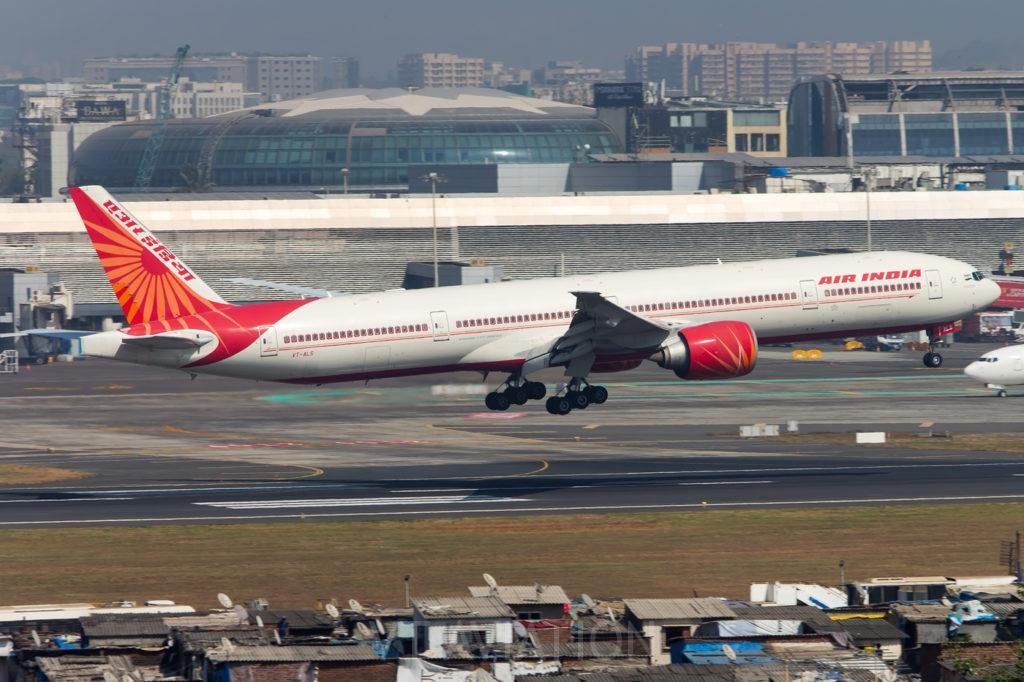 VT-ALS, Boeing 777-300ER