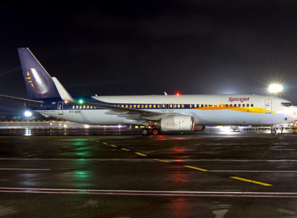 VT-SXE, Boeing 737-800