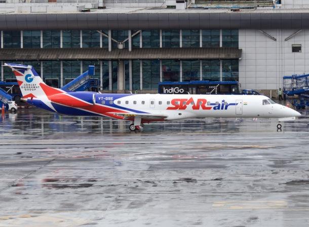VT-GSE, Embraer ERJ-145LR
