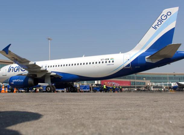 VT-IEM, Airbus A320