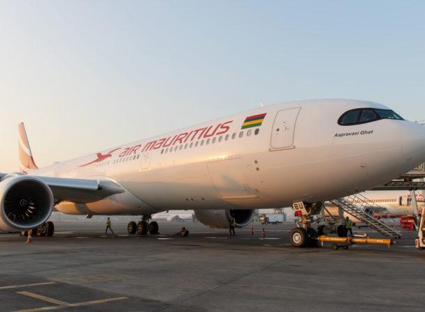 3B-NBU, Airbus A330-900neo