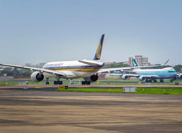9V-SMI, Airbus A350-900XWB