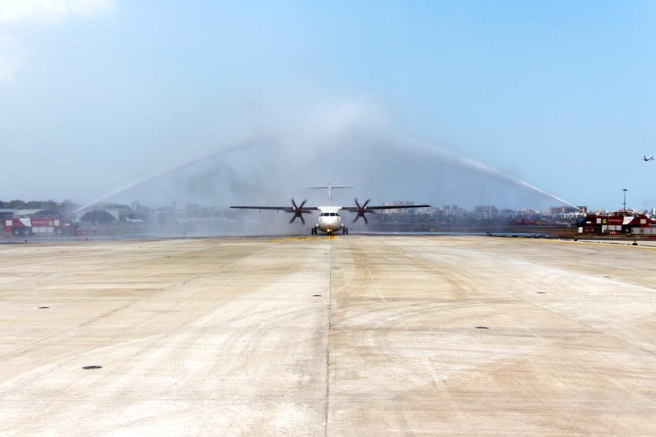 VT-AIU, ATR72-600