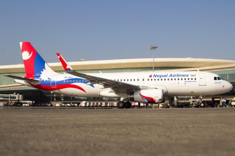 9N-AKX, Airbus A320