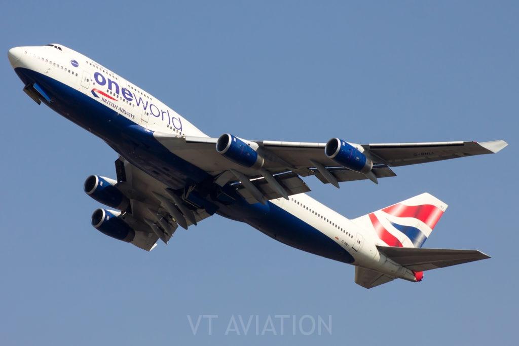 G-BNLI, Boeing 747-400