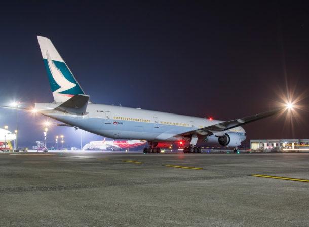 B-HNN, Boeing 777-300