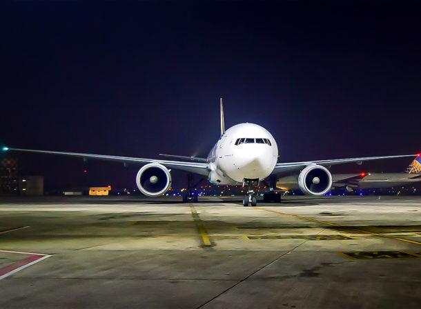 F-GSPR, Boeing 777-200ER