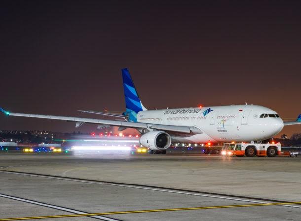 PK-GPP, Airbus A330-200