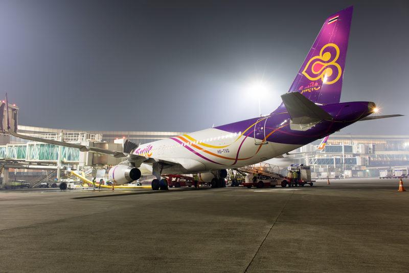 HS-TXT, Airbus A320