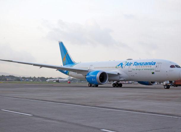 5H-TCG, Boeing 787-8