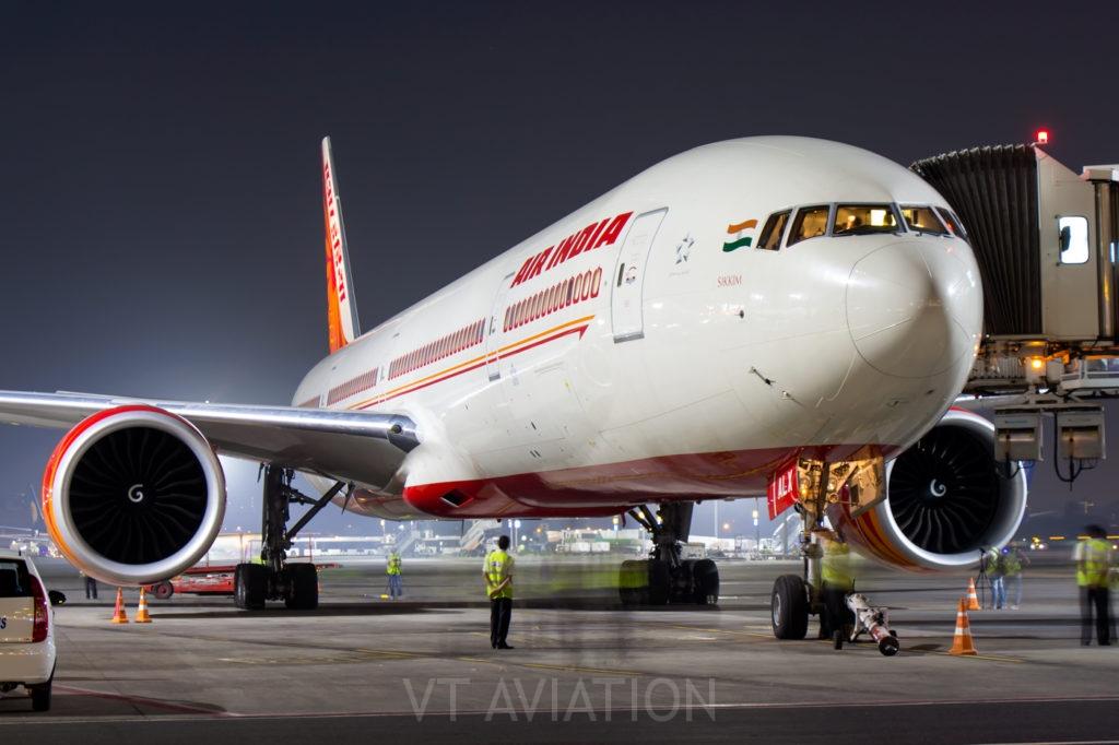 VT-ALX, Boeing 777-300ER