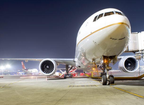 N2333U, Boeing 777-300ER