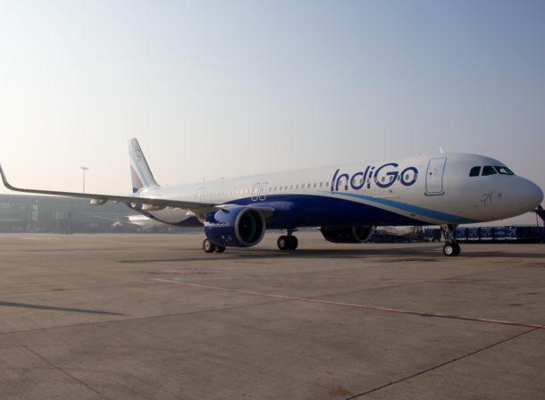 VT-IUA, Airbus A321neo