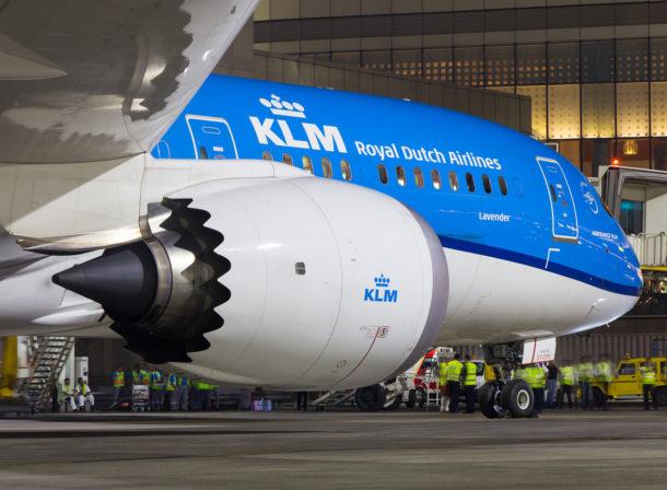 PH-BHI, Boeing 787-9