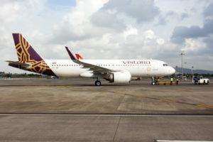 VT-TNF, Airbus A320neo