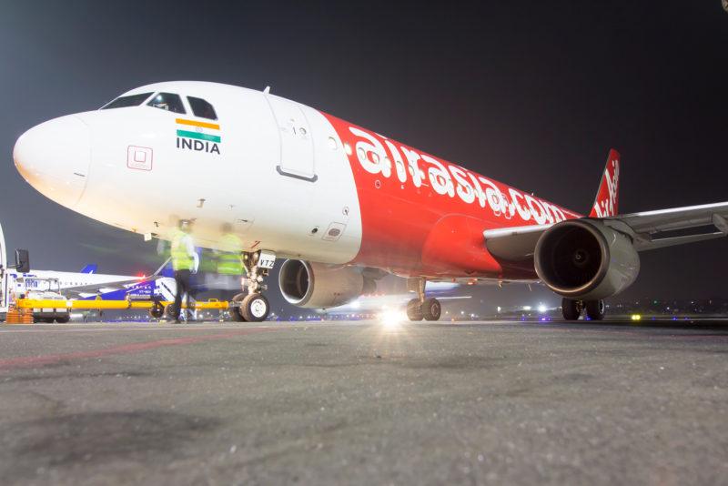 VT-VTZ, Airbus A320