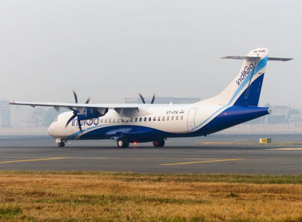 VT-IYA, ATR72-600