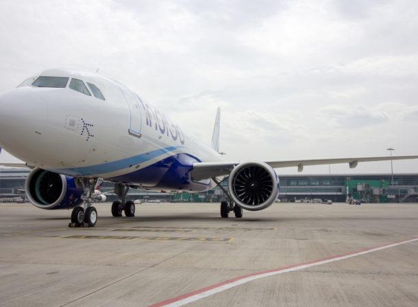 VT-ITC, Airbus A320neo