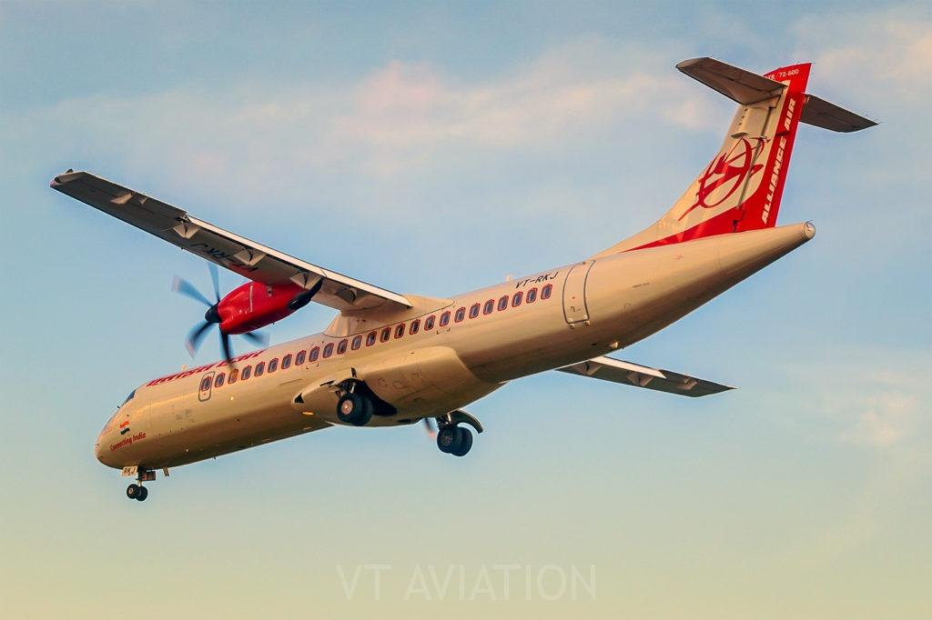 VT-RKJ, ATR72-600