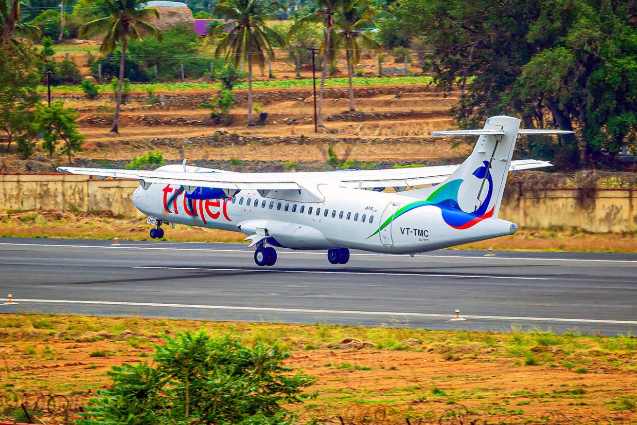 VT-TMC, ATR72-600