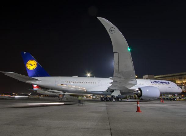 D-AIXC, Airbus A350-900XWB