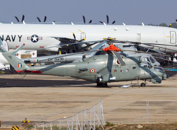 Z2875, Mil Mi-8