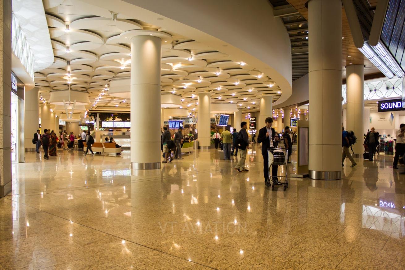 Terminal 2, CSMIA Mumbai