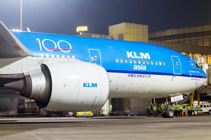 PH-BQH, Boeing 777-200ER