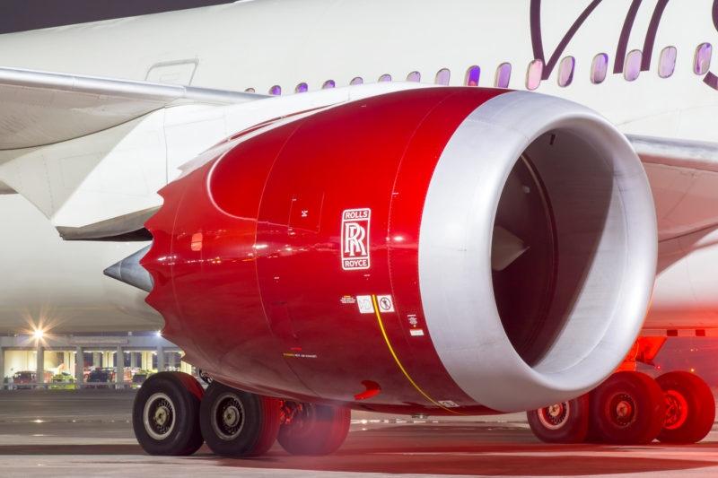 G-VCRU, Boeing 787-9