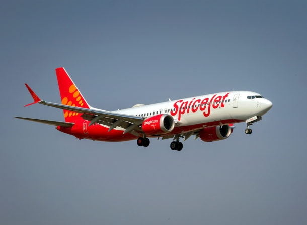 SpiceJet International Hub