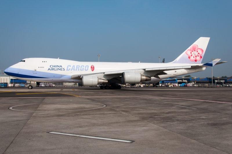 B-18722, Boeing 747-400F
