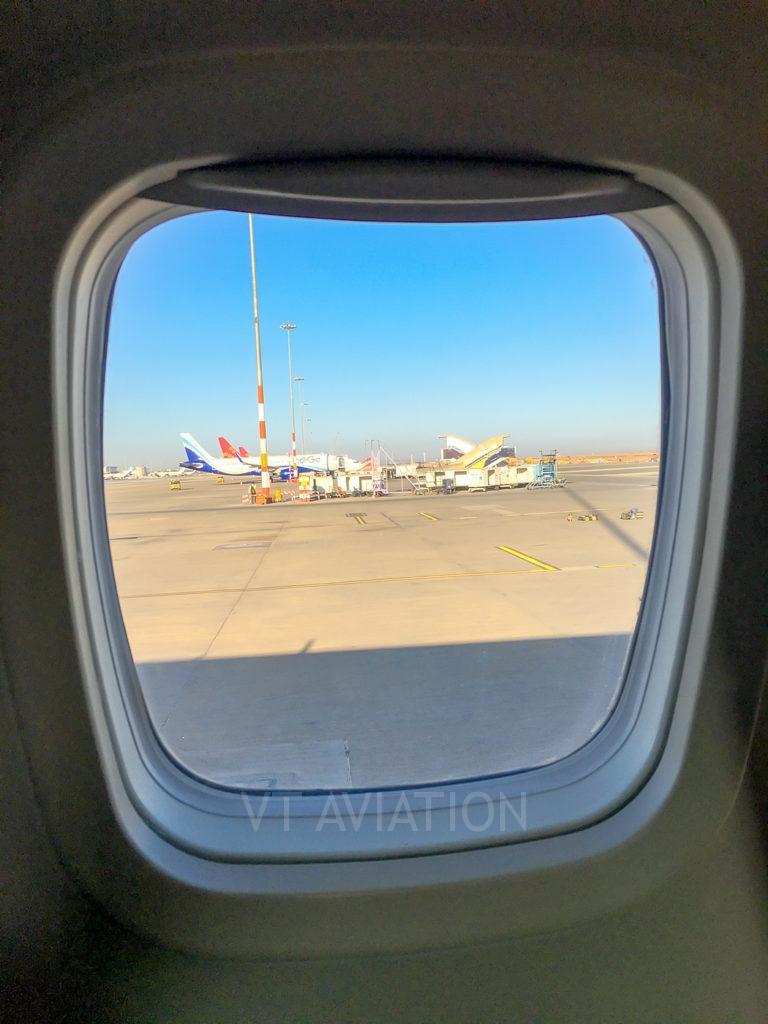 Window View Star Air ERJ145LR
