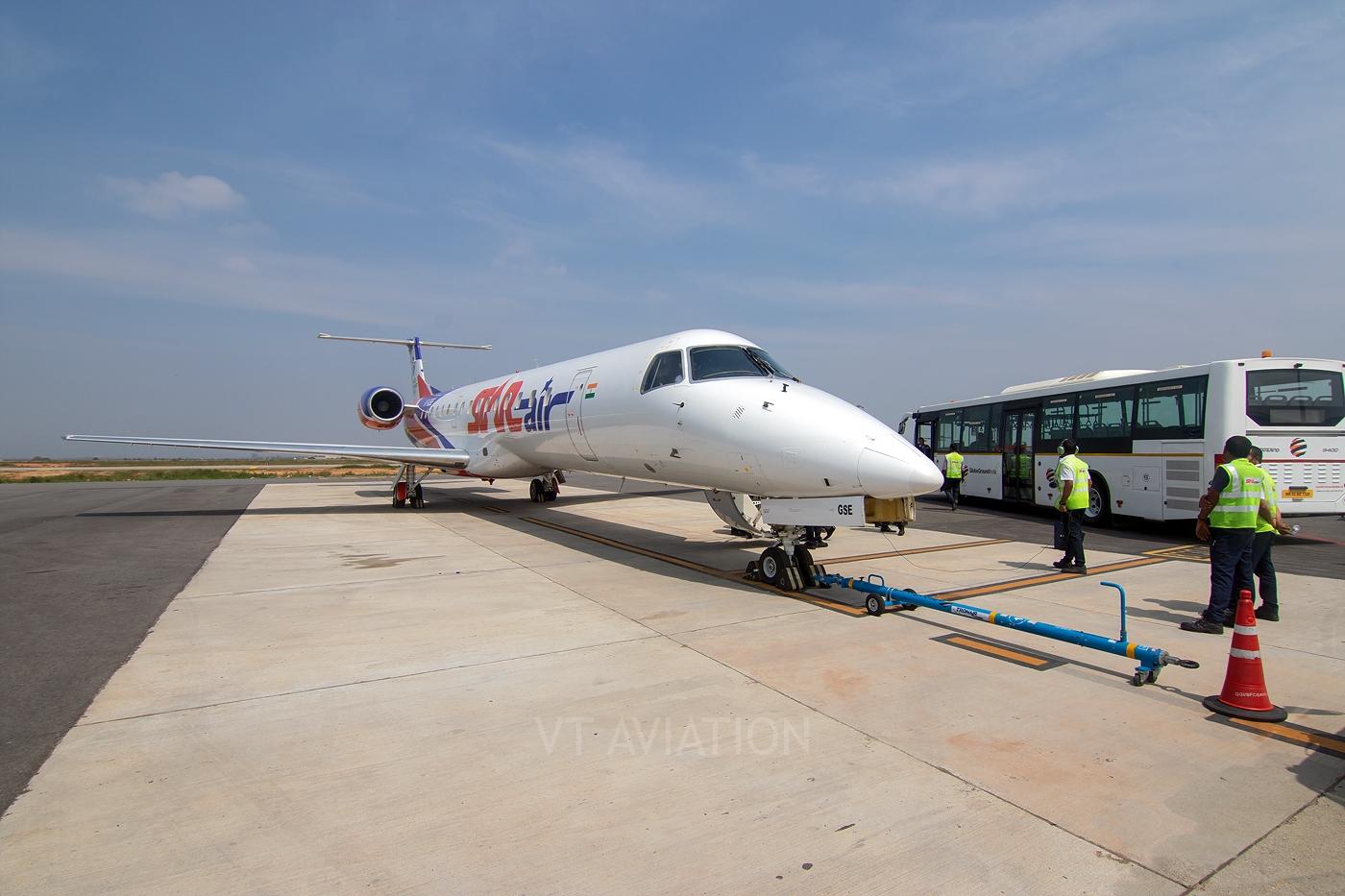 VT-GSE, Star Air Embraer ERJ145LR