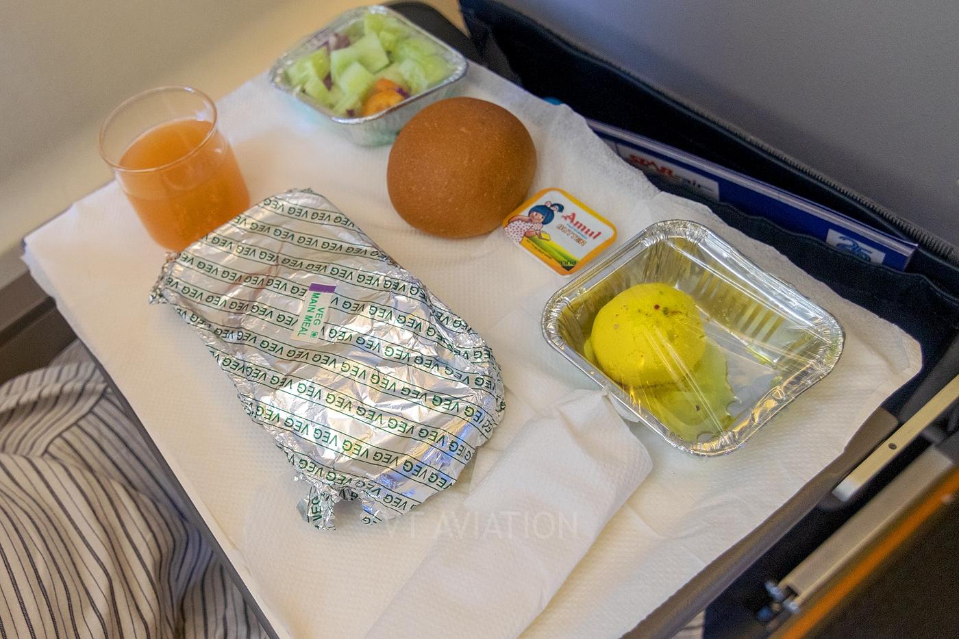 New Food Menu StarAir ERJ145LR