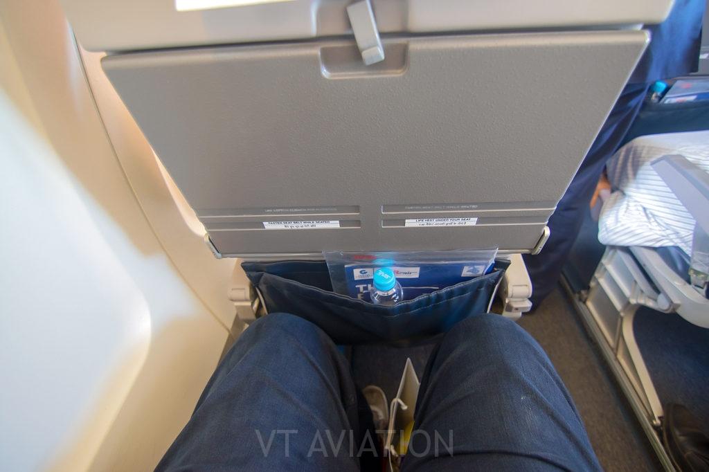 Leg Room Embraer ERJ145LR