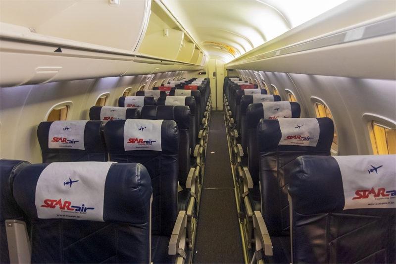 VT-GSE, Embraer ERJ145