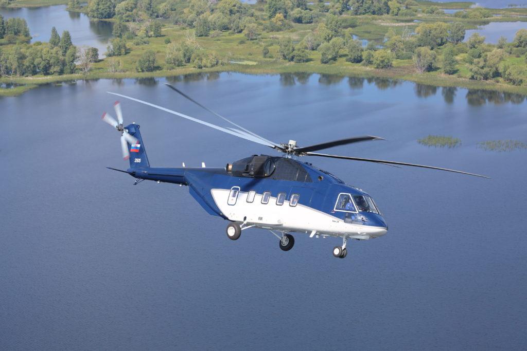Dubai Airshow 2019 - Mi-38 Helicopter