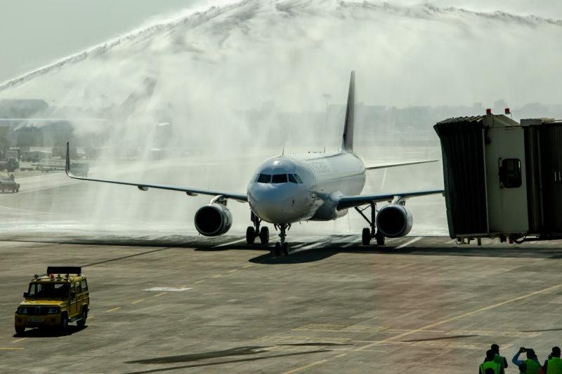 VT-TTB, Airbus A320