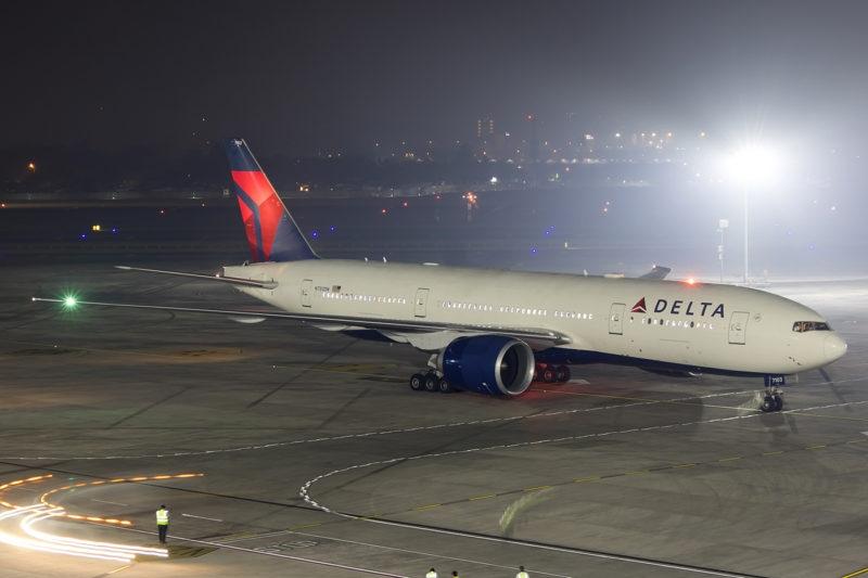 N703DN, Boeing 777-200LR