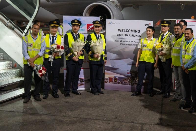 B-308Q, Sichuan Airlines Airbus A330-200F