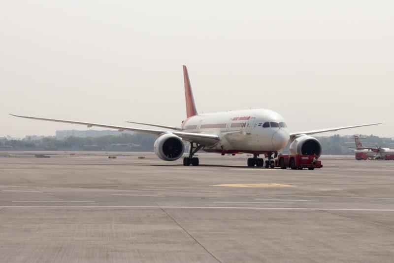 VT-ANK, Boeing 787-8