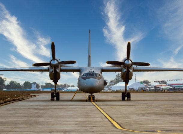 Antonov An-32, Indian Air Force
