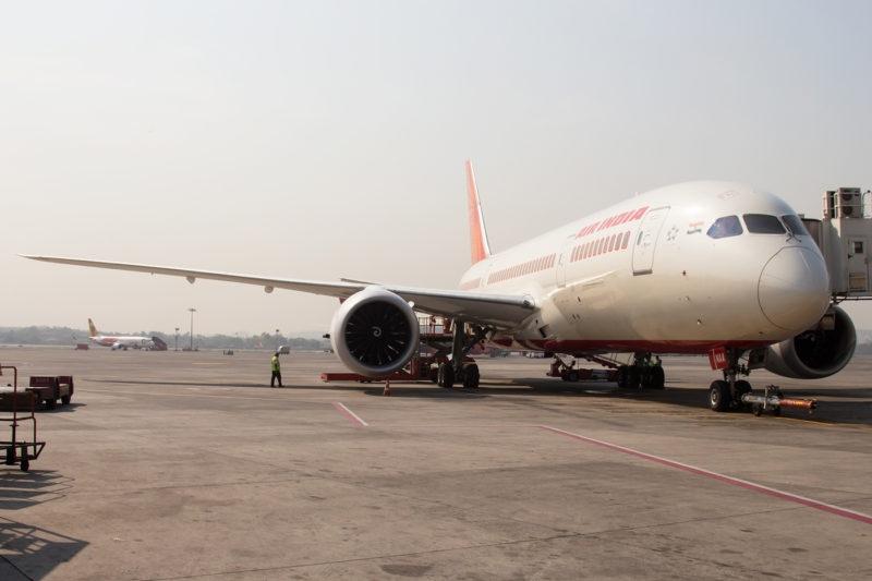 VT-NAA, Boeing 787-8
