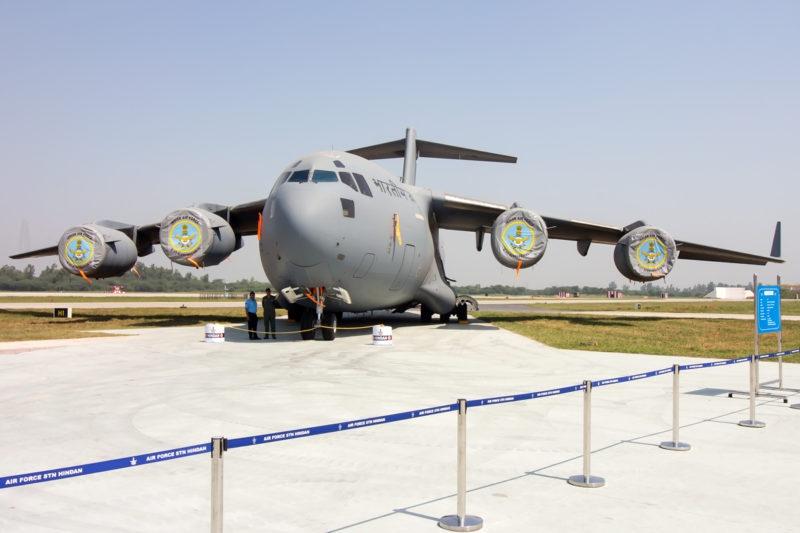 CB-8010, Boeing C-17A Globemaster III