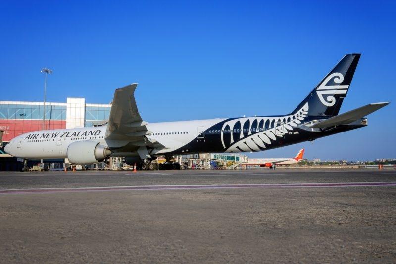ZK-OKN, Boeing 777-300ER